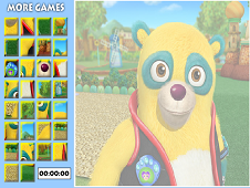 Special Agent Oso Puzzle