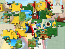 Special Agent Oso Puzzle 2