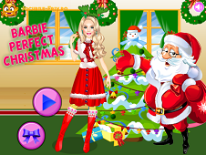 Barbie Perfect Christmas