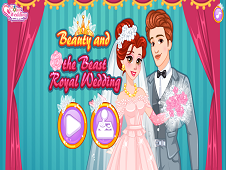 Beauty and the Beast Royal Wedding