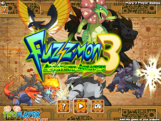Fuzzmon 3: Ancient Awaken