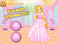 Rapunzel Wedding Day