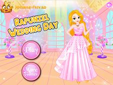 Rapunzel Wedding Day