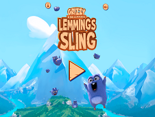 Grizzy and The Lemmings Sling
