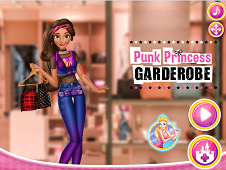 Punk Princess Garderobe