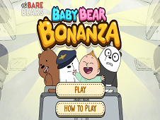 We Bare Bears: Baby Bear Bonanza