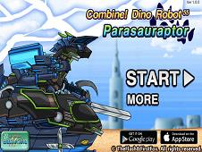 Dino Robot Parasauptor