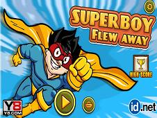 Superboy Flew Away