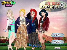 Disney Princess Coachella
