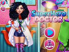 Superhero Doctor
