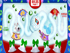 Special Agent Oso Snow Race
