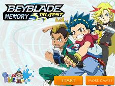 Beyblade Burst Memory
