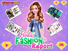 Barbie Fashion Report