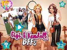 Gigi And Kendall Bffs