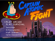 Captain Atomic Fight