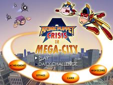 Crisis in Mega-City