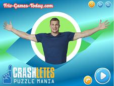 Crashletes Puzzle Mania