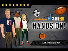 Crashletes Hands On