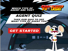 Danger Mouse Quiz
