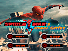 Spidermans Power Strike