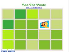 Ana the Pirate Memory