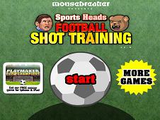 Soccer Heads: Shot Training