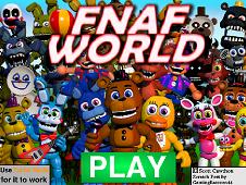 FNAF Wolrd