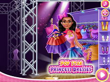 Pop Star Princess Dresses