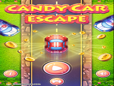 Candy Car Escape