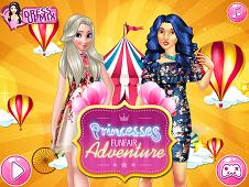 Princesses Funfair Adventure