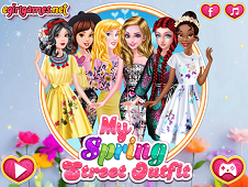 My Spring Street Outfit