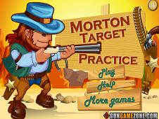 Morton Target Practice