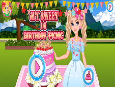 My Sweet 16 Birthday Picnic