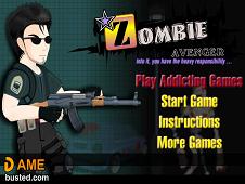 Zombie Avenger