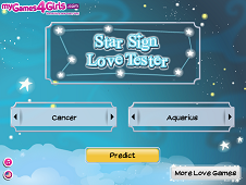 Star Sign Love Tester