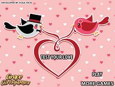 Love name test game