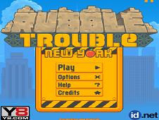 Rubble Trouble New York