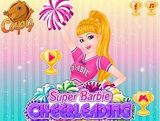 Super Barbie Cheerleading