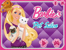 Barbies Pet Salon