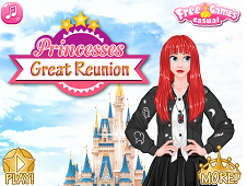 Princesses Great Reunion