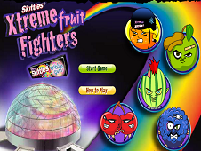 Xtreme Fruit Fighters