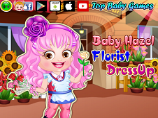 Baby Hazel Florist Dress-Up