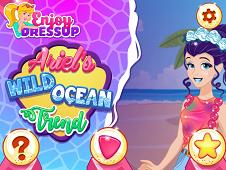 Ariels Wild Ocean Trend
