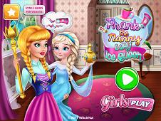 Prank The Nanny Baby Elsa