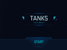 Tanks Sci-Fi Battle