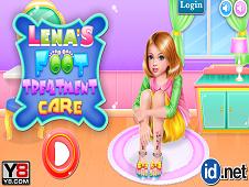 Lenas Foot Treatment