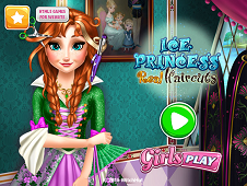Ice Princess Real Haircuts