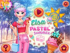 Elsa Pastel Summer