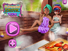 Polynesian Exotic Sauna