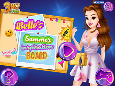 Belles Summer Inspiration Board